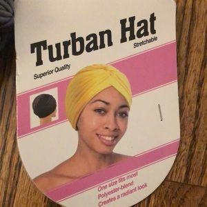 Accessories - Turban in gray